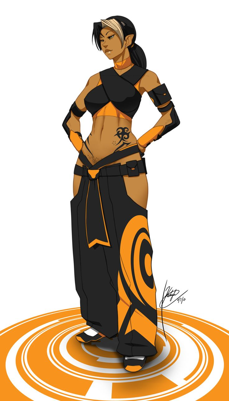 monk, martial artist, warrior, mage