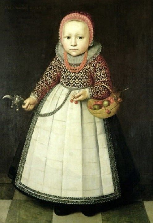 94 best images about Portrait — Girls 15th -18th Century ...