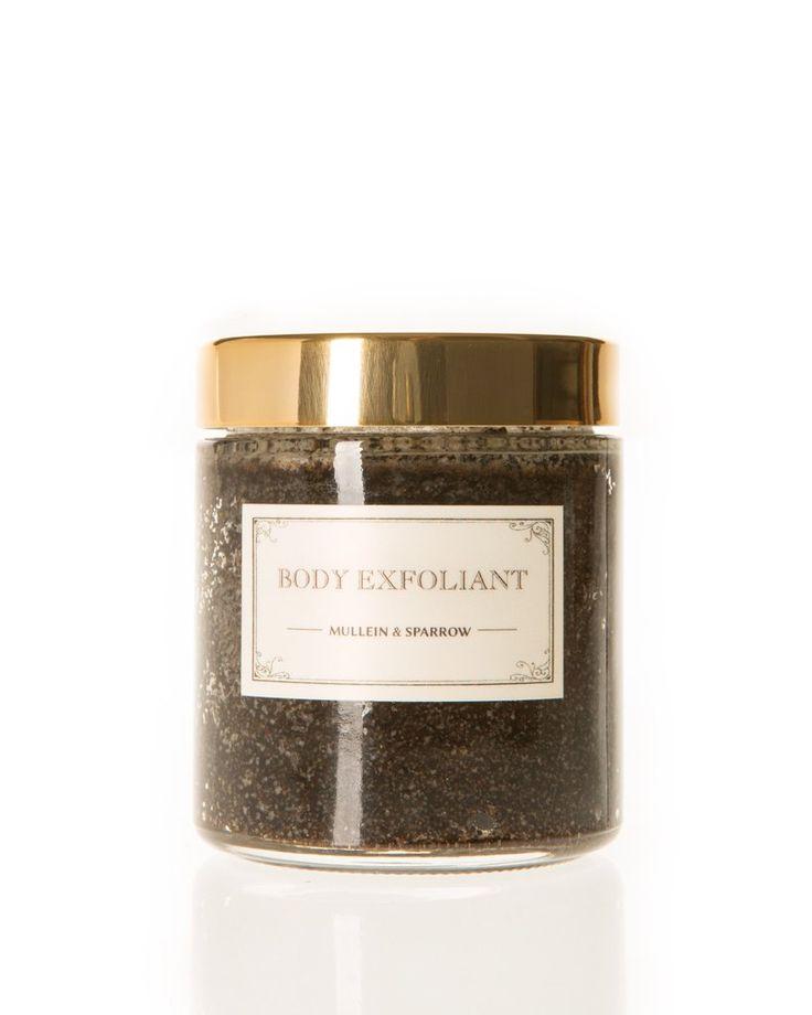 Coffee Body Exfoliant