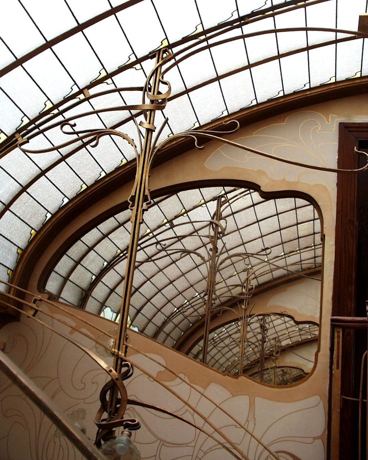 Sanda Kaufmans Image Collection Art Nouveau Architecture