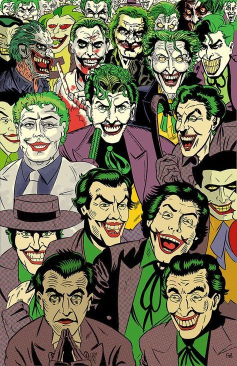 DC Comics The Joker Poster. For similar content follow me @jpsunshine10041