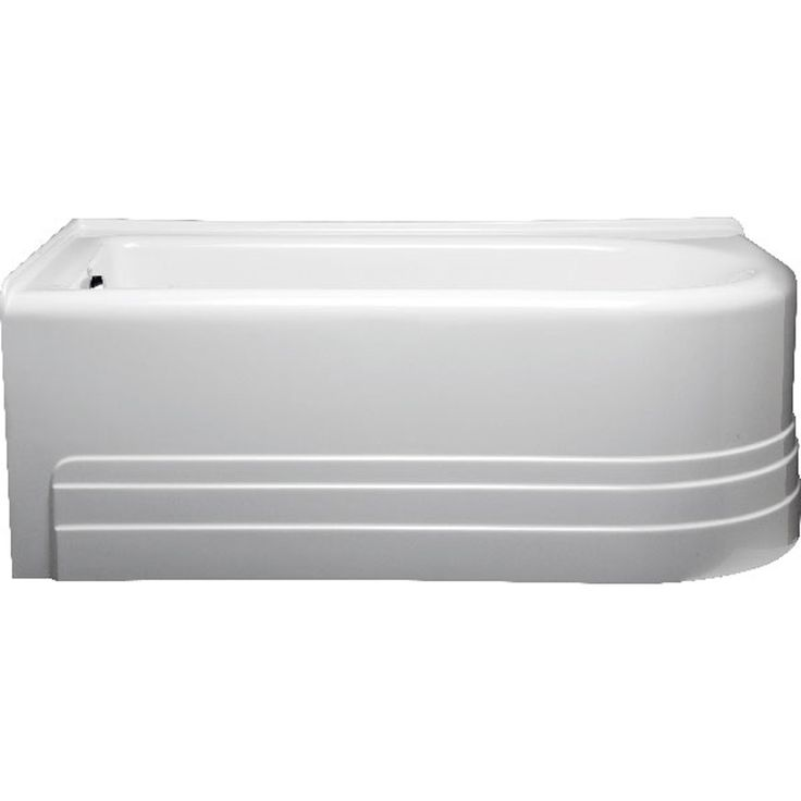 "Buy Americh Bow 6632 Left Handed Tub (66"" x 32"" x 21"") at ModernBathroom.com. Get free shipping and factory-direct savings on Americh Bow 6632 Left Handed Tub (66"" x 32"" x 21"")."