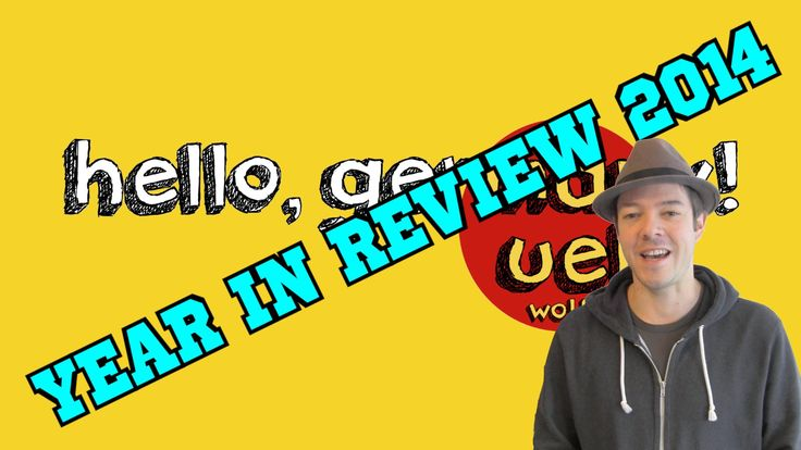 Hello Germany's YEAR IN REVIEW 2014: Youtube Rewind!