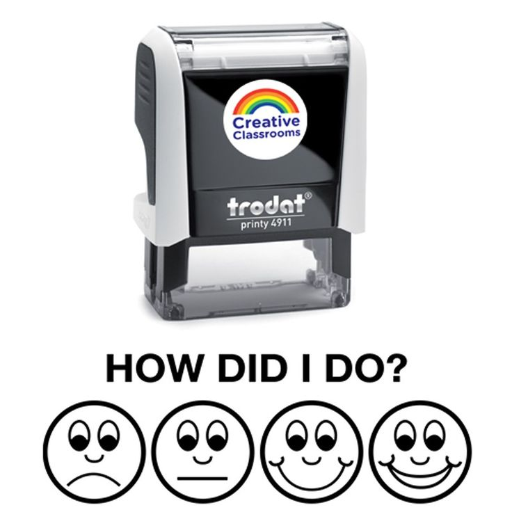 How Did I Do | Stamps
