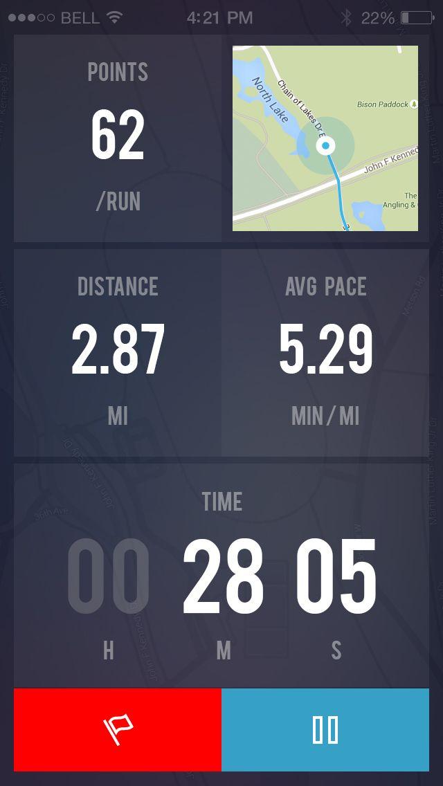 Running app v2