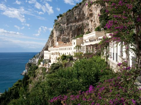 Grand Hotel Convento di Amalfi in Amalfi Coast