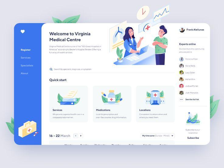 Pin Su Web Design