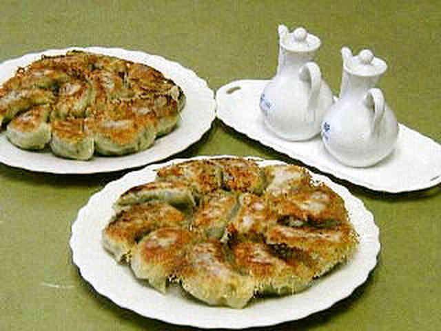 鍋貼(焼き餃子)