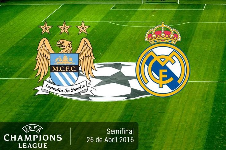 Manchester City vs Real Madrid ¡En vivo por internet! | Semifinal Champions League - https://webadictos.com/2016/04/26/manchester-city-vs-real-madrid-semifinal-2016/?utm_source=PN&utm_medium=Pinterest&utm_campaign=PN%2Bposts
