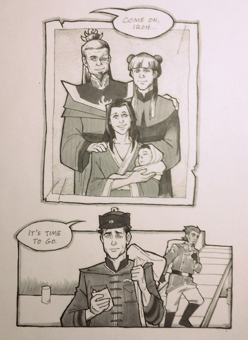 Ugggg!!!! I want to see Zuko's daughter!!!! ...And if she really is named Honora, I will laugh so hard...