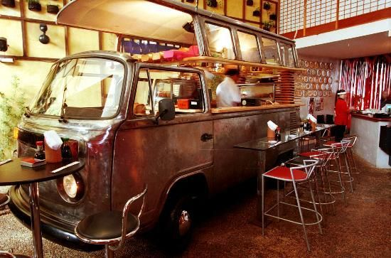 combi food truck coffee - Buscar con Google