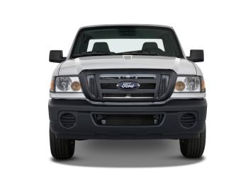 Ford Ranger XL 2WD Regular Cab 7-foot Box North America '2008–11