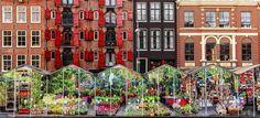 Amsterdam Tipps Blumenmarkt
