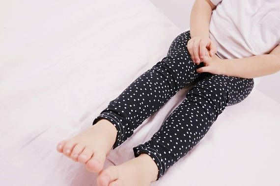 Check out this item in my Etsy shop https://www.etsy.com/uk/listing/562038215/organic-leggings-black-polka-dot-baby