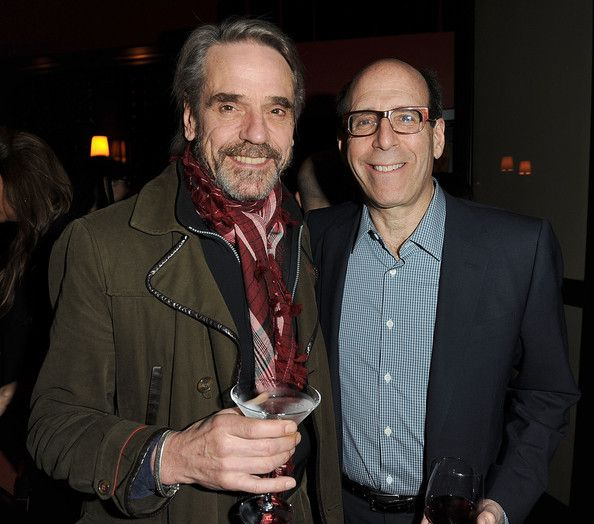 Jeremy Irons - Showtime's Golden Globe Nominees Cocktail Reception
