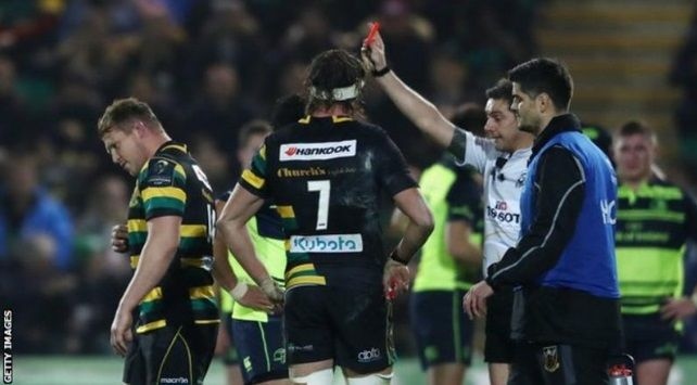 European Rugby Champions Cup: Northampton Saints 10-37 Leinster