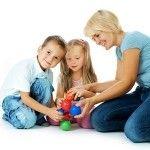 20 idées pour s'amuser avec les enfants.