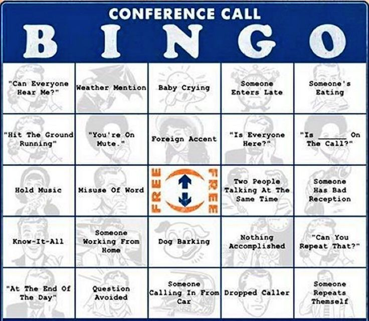 #conference #bingo #call #lolconference call bingo