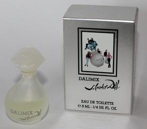 Perfume Salvador Dali Dalimix Feminino - 8 Ml