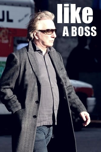 """I hear this in my head as Snape saying """"like....a........boss."""""""