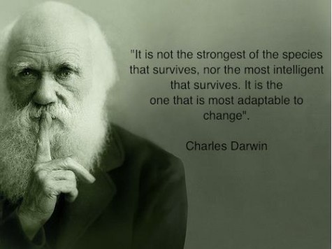 Thoughts, Remember This, Inspiration, Charles Darwin, Truths, Adaptations, Charlesdarwin, The One, Change Quotes