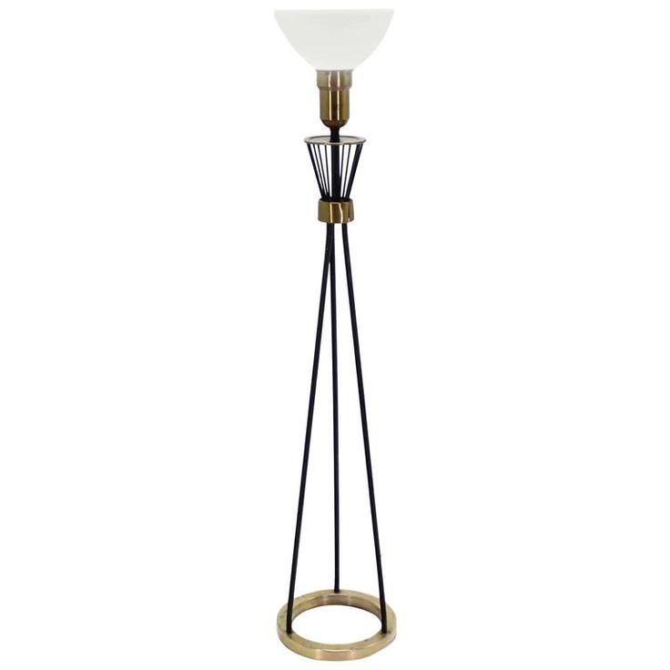 25  best ideas about midcentury floor lamps on pinterest