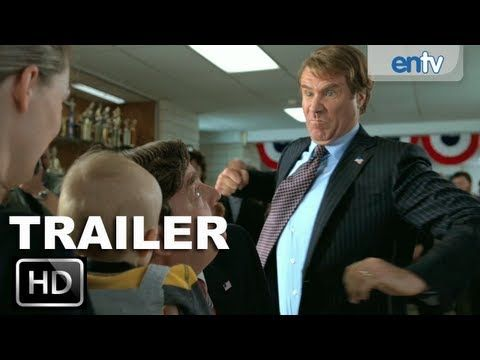 The Campaign Official Trailer 1: Will Ferrell & Zach Galifianakis Political Comedy  Like other Will Ferrell movies people are either gonna love it or hate, personally think it look hilarious:)