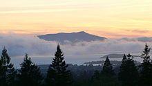 Hiking on Mount Tamalpais - Wikipedia
