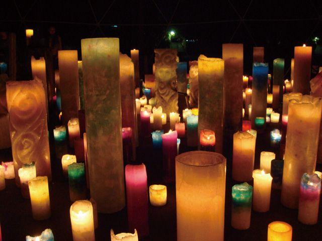 candle june  純粋な活動が好き。そして、心が震えるほど美しい。