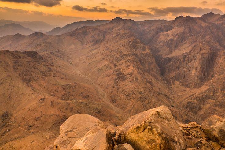 Le mont Sinaï en Egypte : Tour du monde des sites naturels sacrés - Linternaute