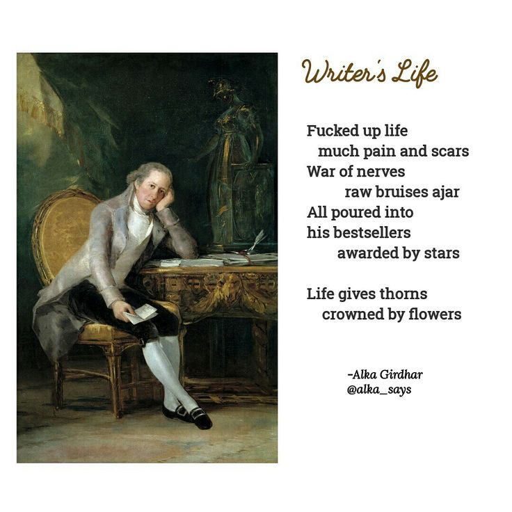 Making of a #writer #poet #writerslife