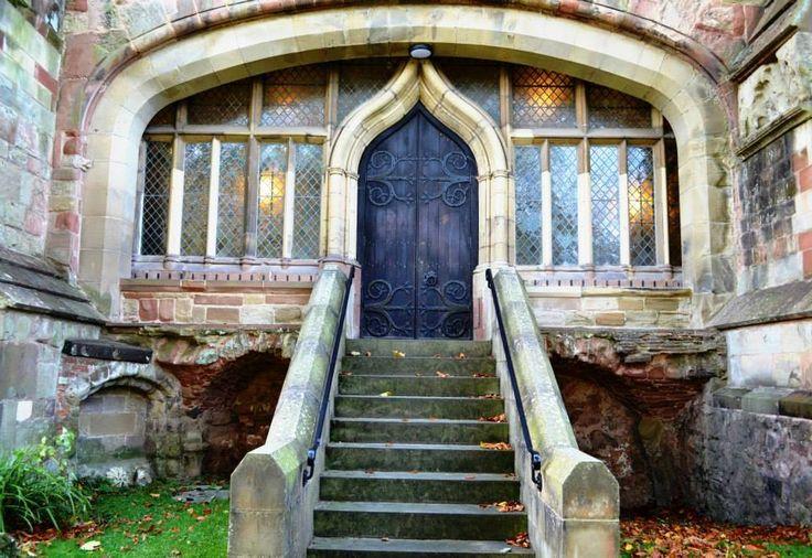 Malvern Priory...Malvern UK