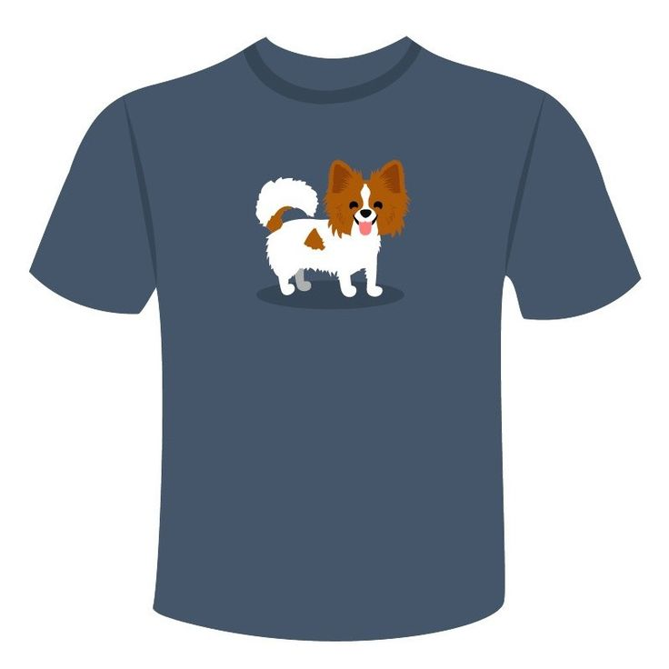 ¿Tienes un perro Papillon? ¿Conoces a alguien que lo tenga? ¡Hazte el mejor regalo o hazlo a quien más quieres! Elige entre varios colores y tallas.