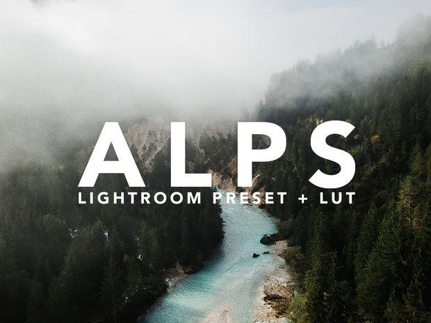 ALPS - Lightroom Preset + LUT | Color Grading | Lightroom