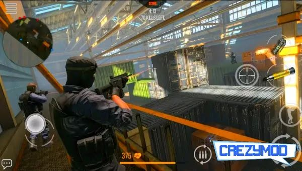 Modern Strike Online V1 43 0 Mod Menu For Android In 2021 Fps Games Android Security Pvp