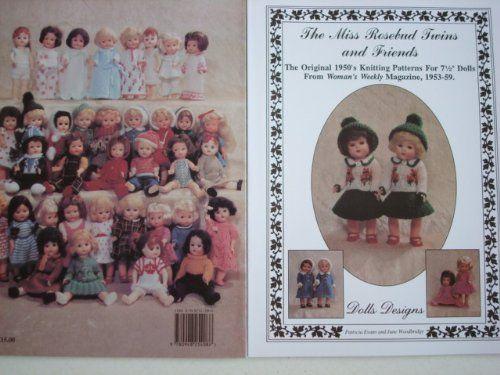 Knitting Patterns For Rosebud Dolls : 42 best Rosebud dolls 1950s images on Pinterest ...