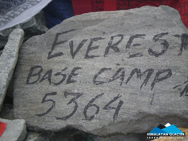 Trek to Everest base camp with us.