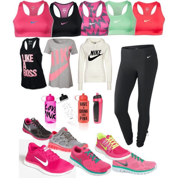 Workout Fashion Looks: Look Good When You Exercise! | http://fashion.ekstrax.com/2014/11/workout-fashion-looks-look-good-exercise.html