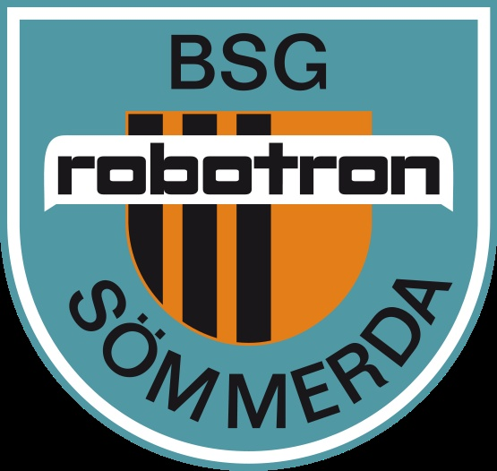 My now-favorite former East German soccer team. Yes - Robotron was part of their name.