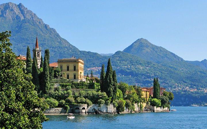 Milano'da Neler Yapılabilir - Milano'da Gezilecek Yerler - como gölü