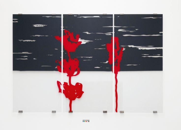 """20/09/2012 - 18/11/2012 Exposición """"Calma blanca"""" de Jean-Marc Bustamante en la Sala Alcála, 31 de Madrid"""