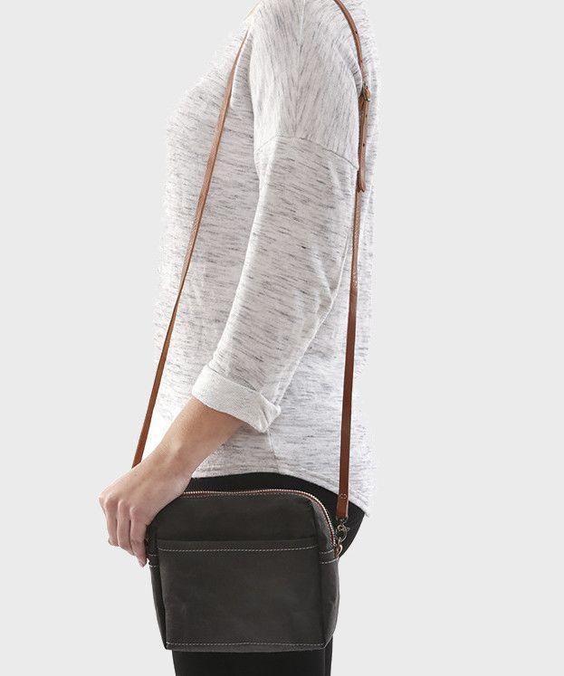 Tracolla Bag  |  Black