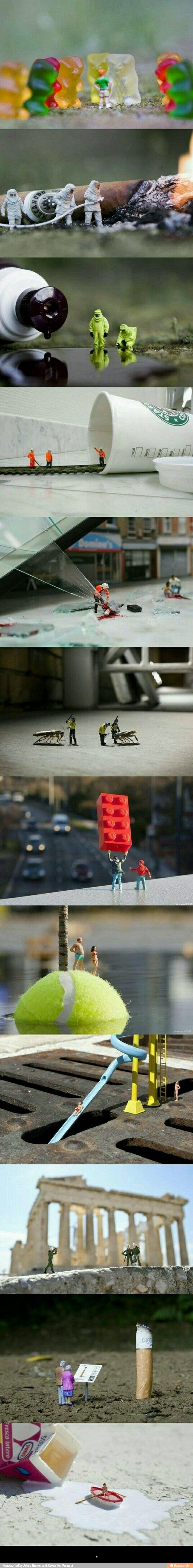 Miniatures / iFunny :)