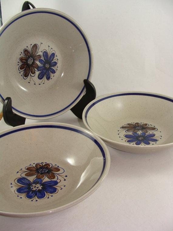 Stavanger Flint Bowls