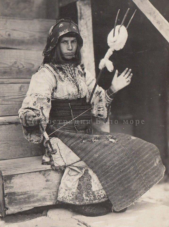 Македония, 1914-1917 година. / Macedonia, 1914-1917