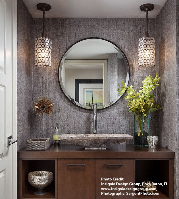 Best 25+ Powder room vanity ideas on Pinterest | Hexagon ...