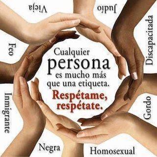 ser una persona que se identifique por sus valores y modales, como hasta ahora