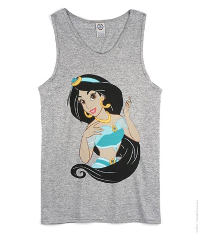 About princess jasmine tank top from teeshope.com This tank top is Made To Order, we print one by one so we can control the quality.