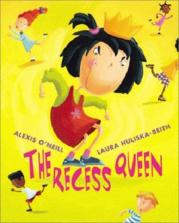Looking From Third to Fourth: Must Read Mentor Text - Recess Queen & Point of View