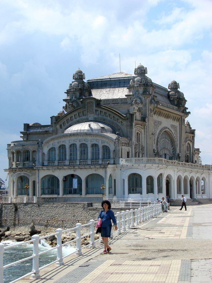 Description Art Nouveau Cazino Complex - Constanta - Romania.jpg